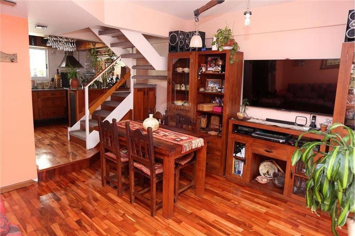 Hermoso triplex 4 ambientes en Caballito Norte