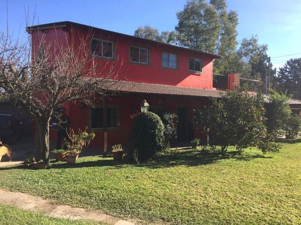 XINTEL(BRI-BR7-138686) Casa - Venta - Argentina, Pilar - PAUNERO  AL 1800