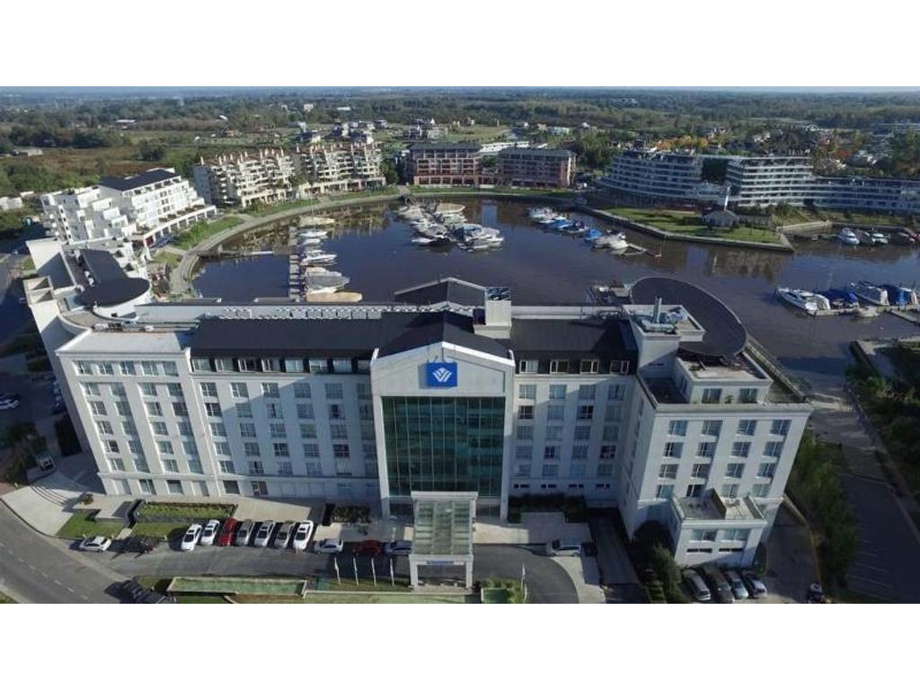 Excelente monoambiente ideal inversor en condominio de la Bahía Hotel Intercontinental Nordelta!!!