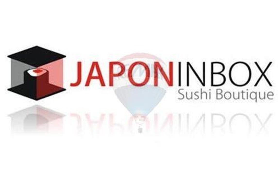 Fondo de comercio Comida Japonesa!