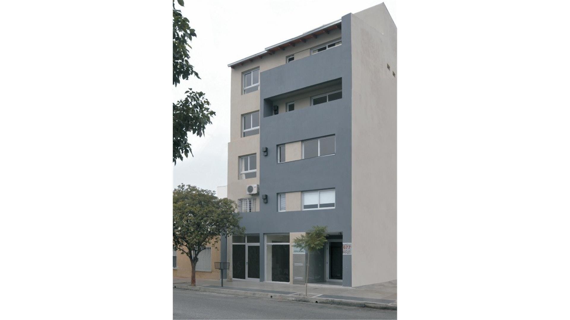 Departamento de 1 dormitorio Alta Cba Jerónimo Cortes 600