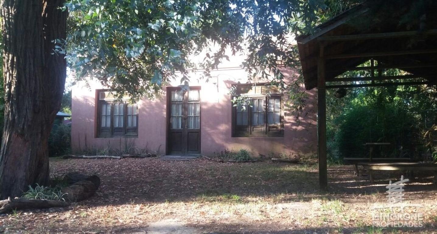 Casa tipo rustica en una tranquila zona residencial