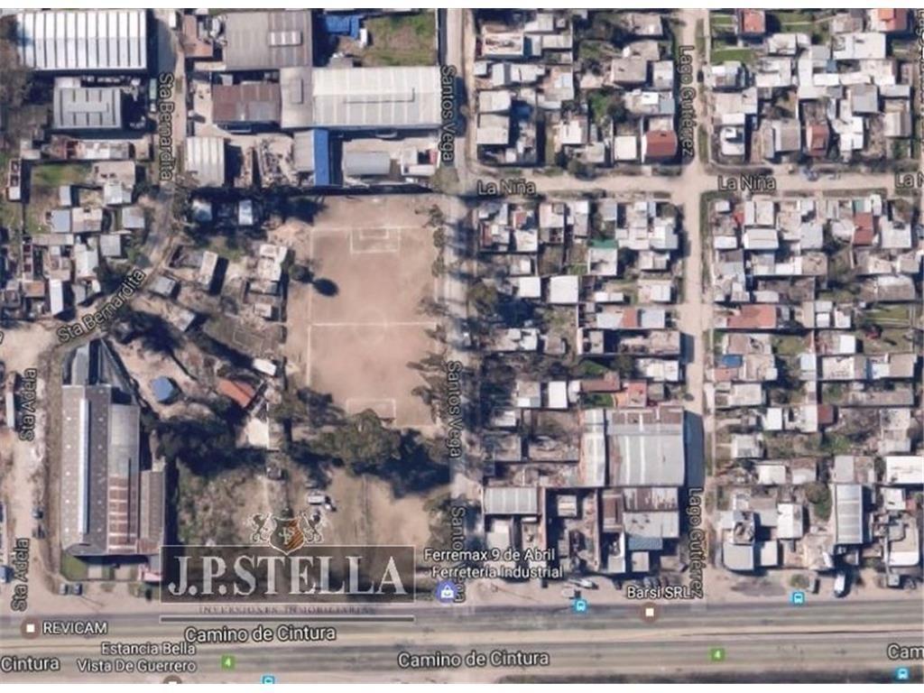 Fracción Comercial/Industrial - Camino de Cintura 7100 - 9 de Abril