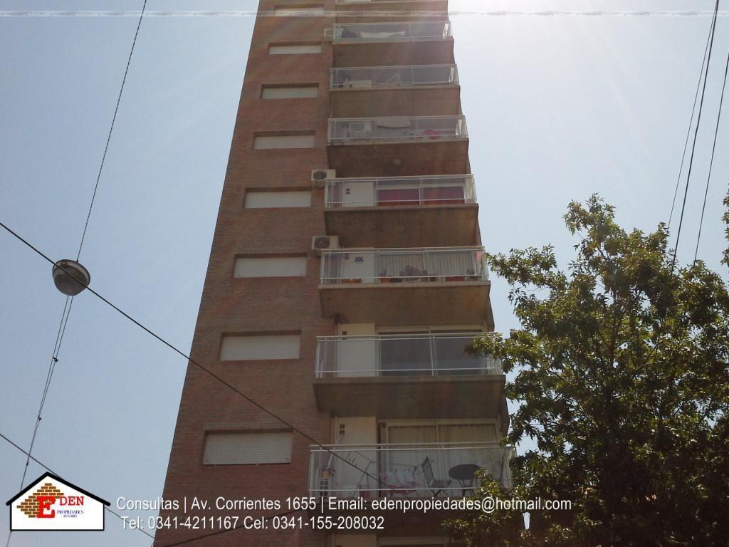 Venta de  departamento Monoambiente con cochera  en Echesortu | Alquilado