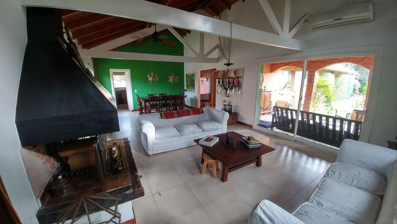 Espectacular Casa 4 Ambientes en Village Golf And Tenis Pilar!