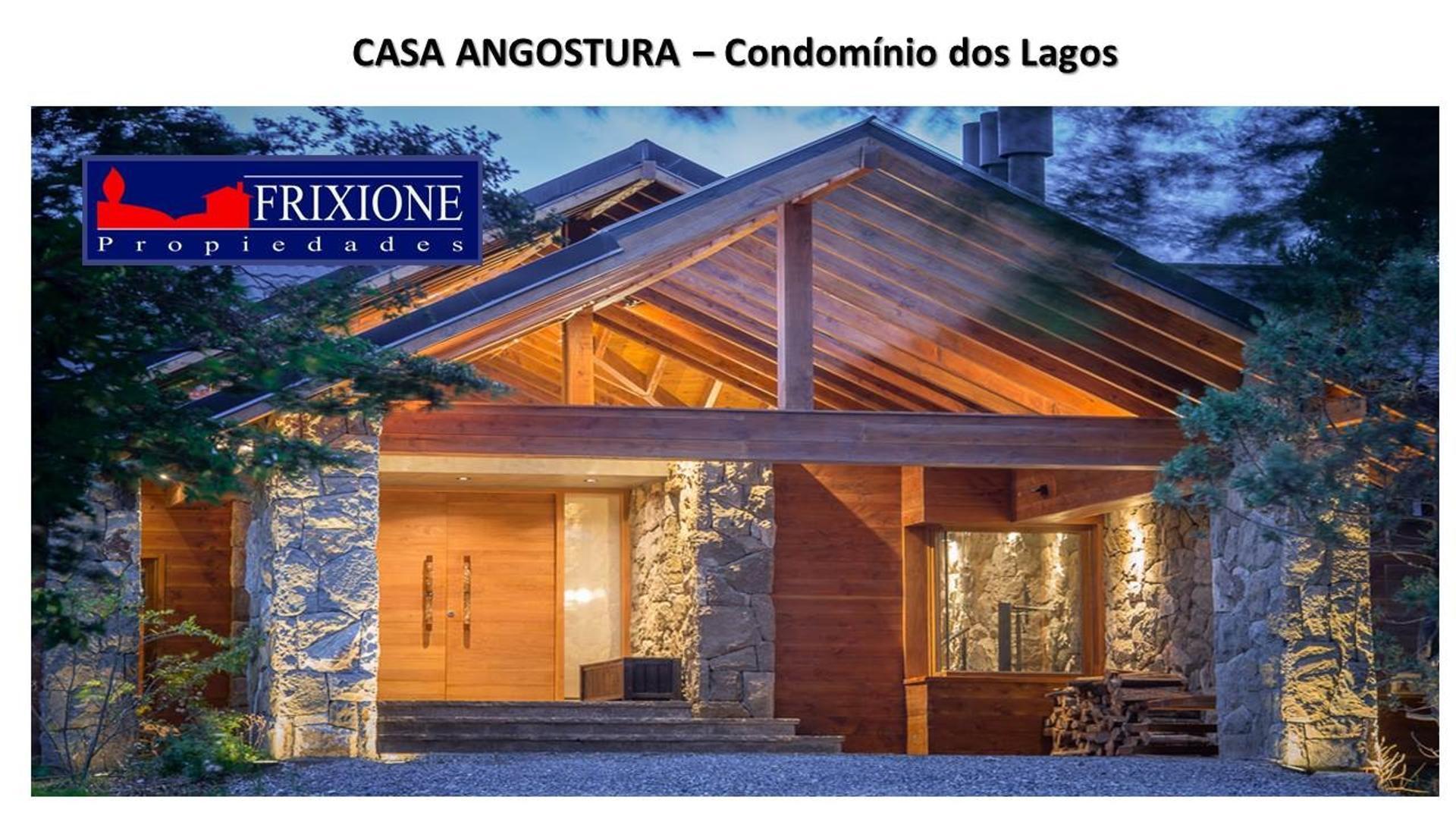 Casa CON VISTA A DOS LAGOS en Barrio Cerrado Dos Lagos