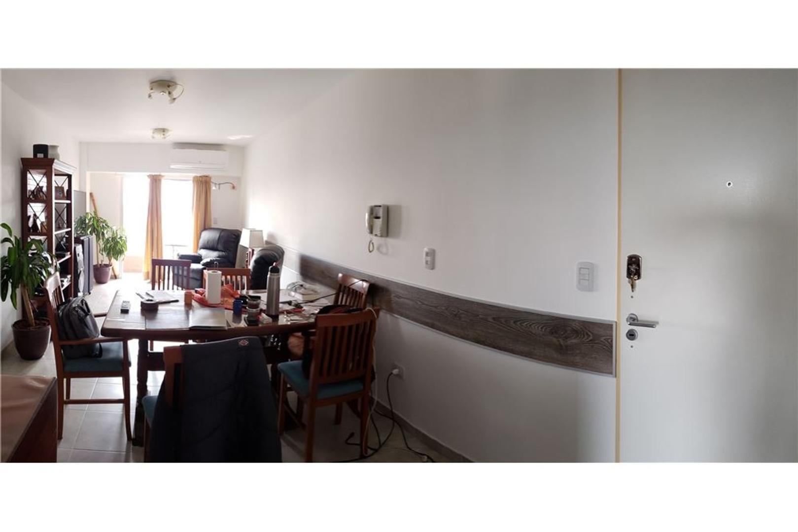 Dpto 2 amb 62 m2, Nuevo, al frente, Caseros centro