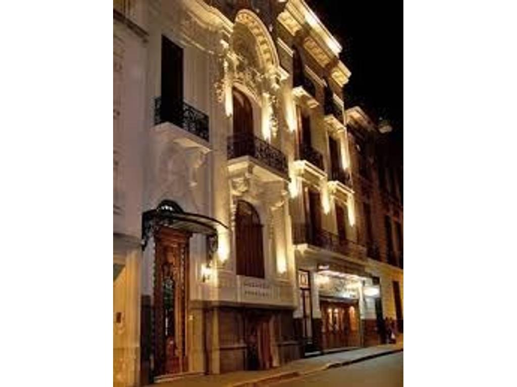 hotel hermoso tematico de tango san telmo