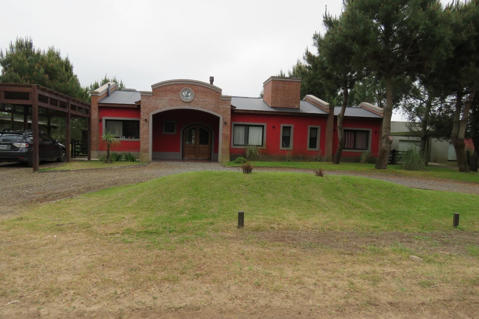 Casa en Alquiler Por Temporada en Pinamar