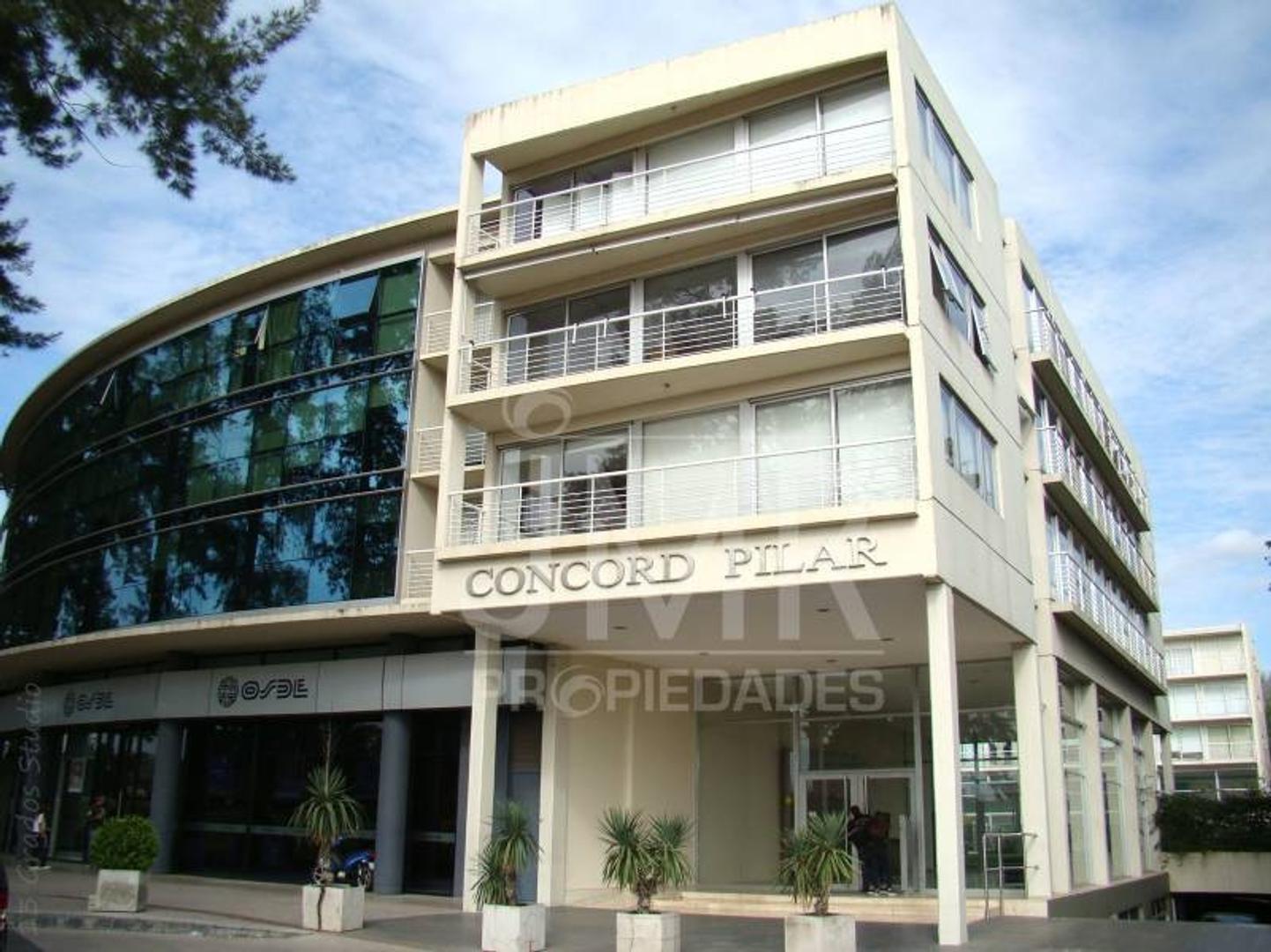 JMR Propiedades   Concord Pilar    Excelente Oficina en venta