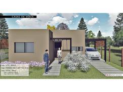 Casa 3 ambientes - Barrio Laguna azul. A estrenar