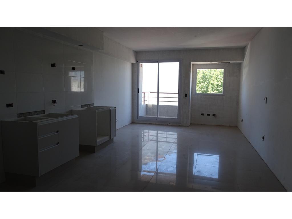 Emprendimiento en construcción con el 70% vendido !!!  Departamento monoambiente con balcón.