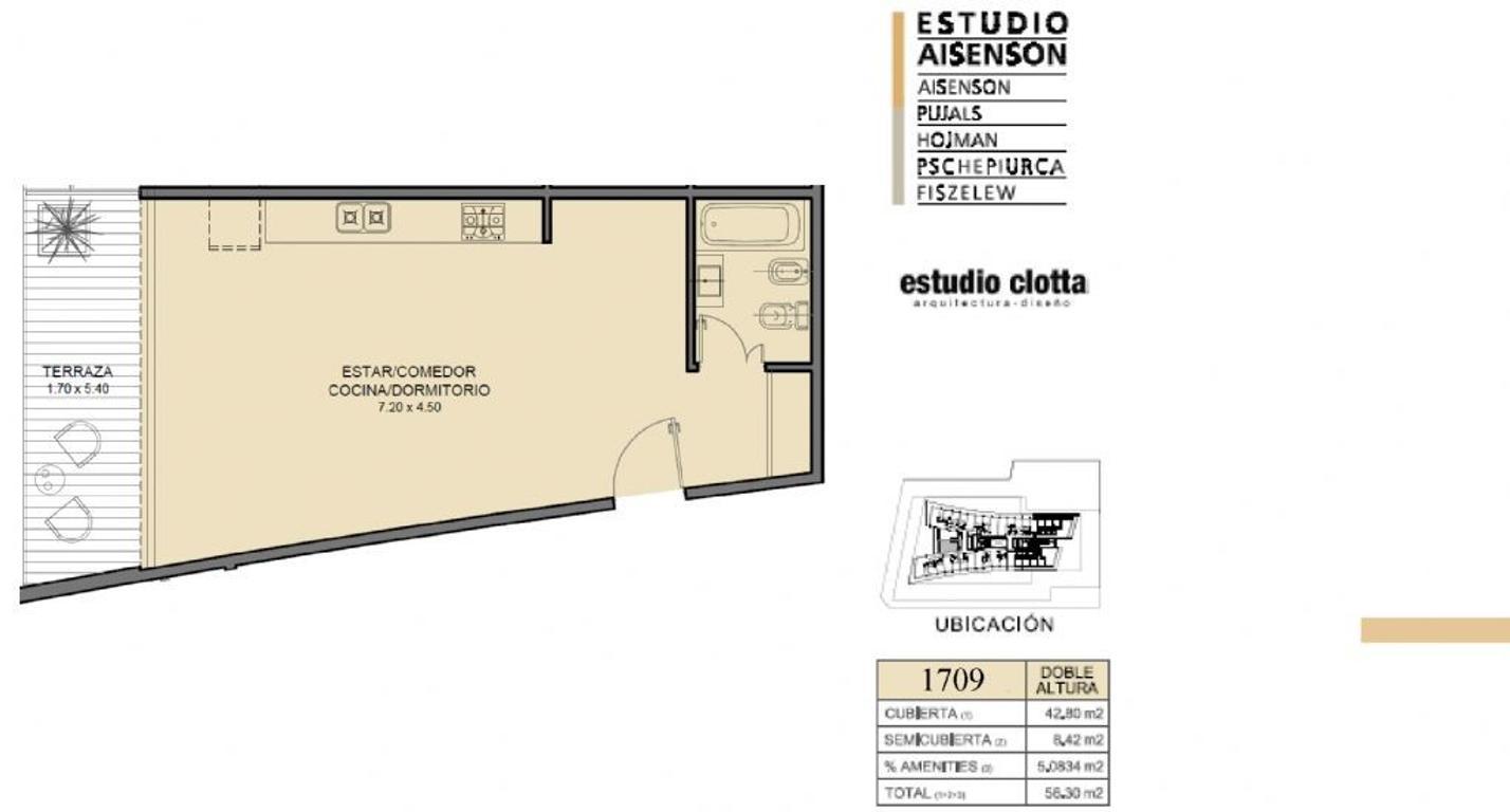 Departamento  en Alquiler ubicado en Olivos, Zona Norte - PRO0225_LP119057_1