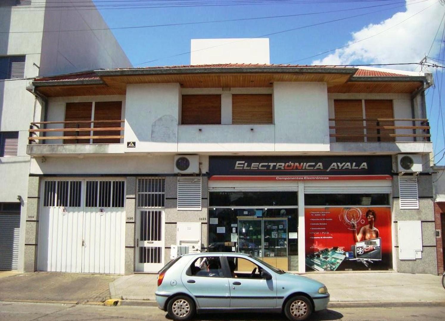 Casa en alquiler  - Barrio Norte calle 26 e/ 61 y 62 Dacal Bienes Raices