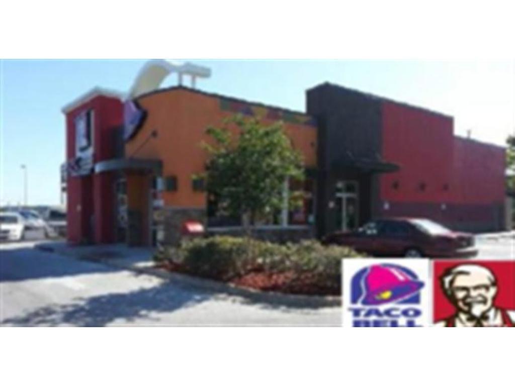 KFC/TACO BELL, Port Richey, Tampa, Fl