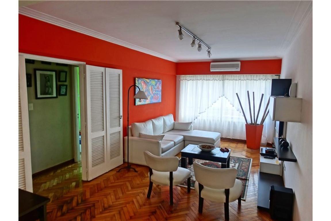 Departamento 5 ambientes 102m2 con baulera Palermo