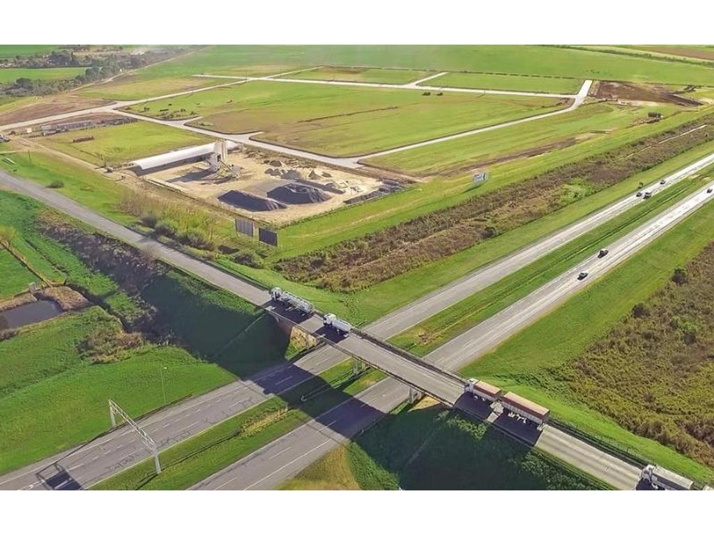 Parque Industrial San Lorenzo, terrenos con financiación.