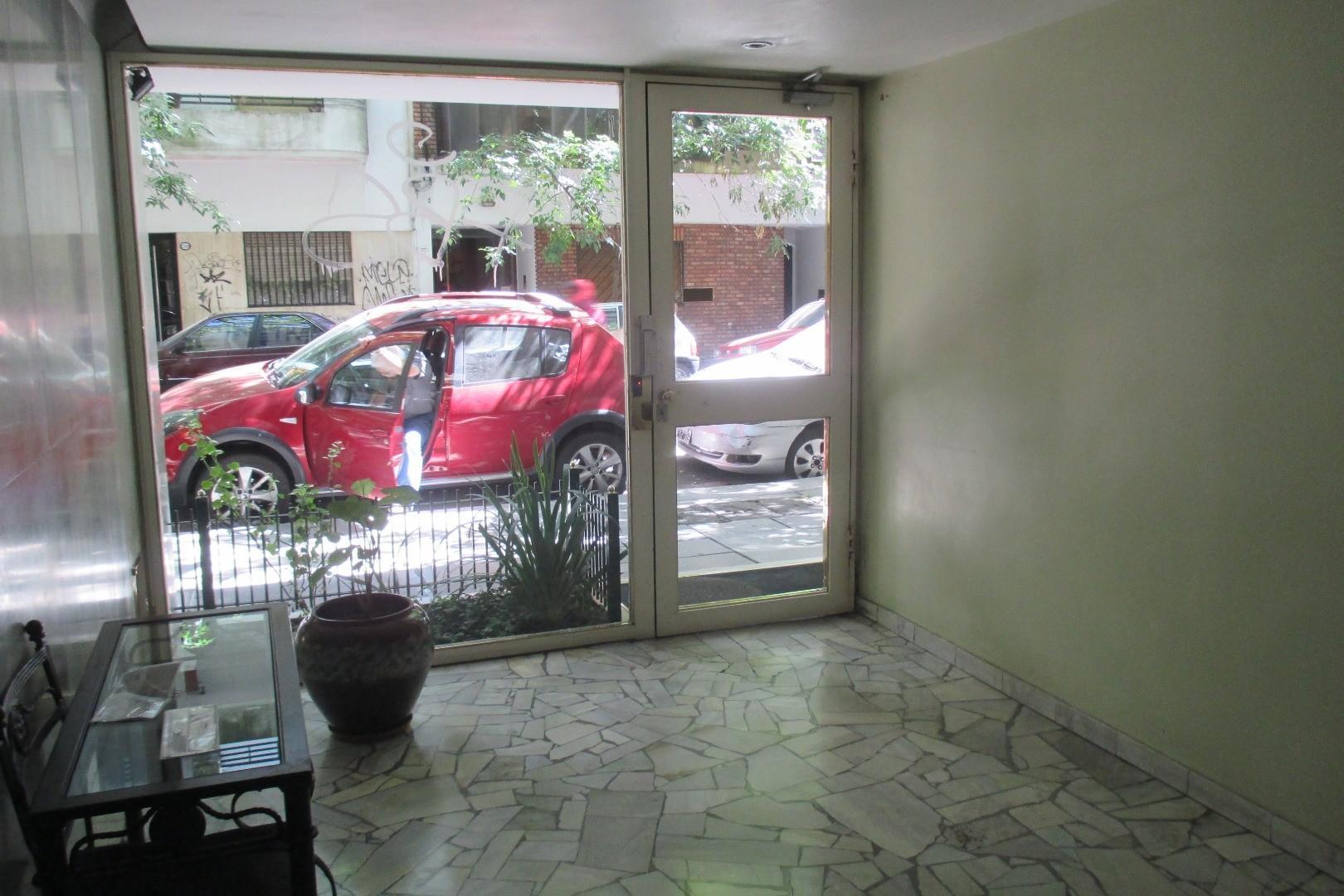 DOS AMBIENTES EN PALERMO-BOTANICO-