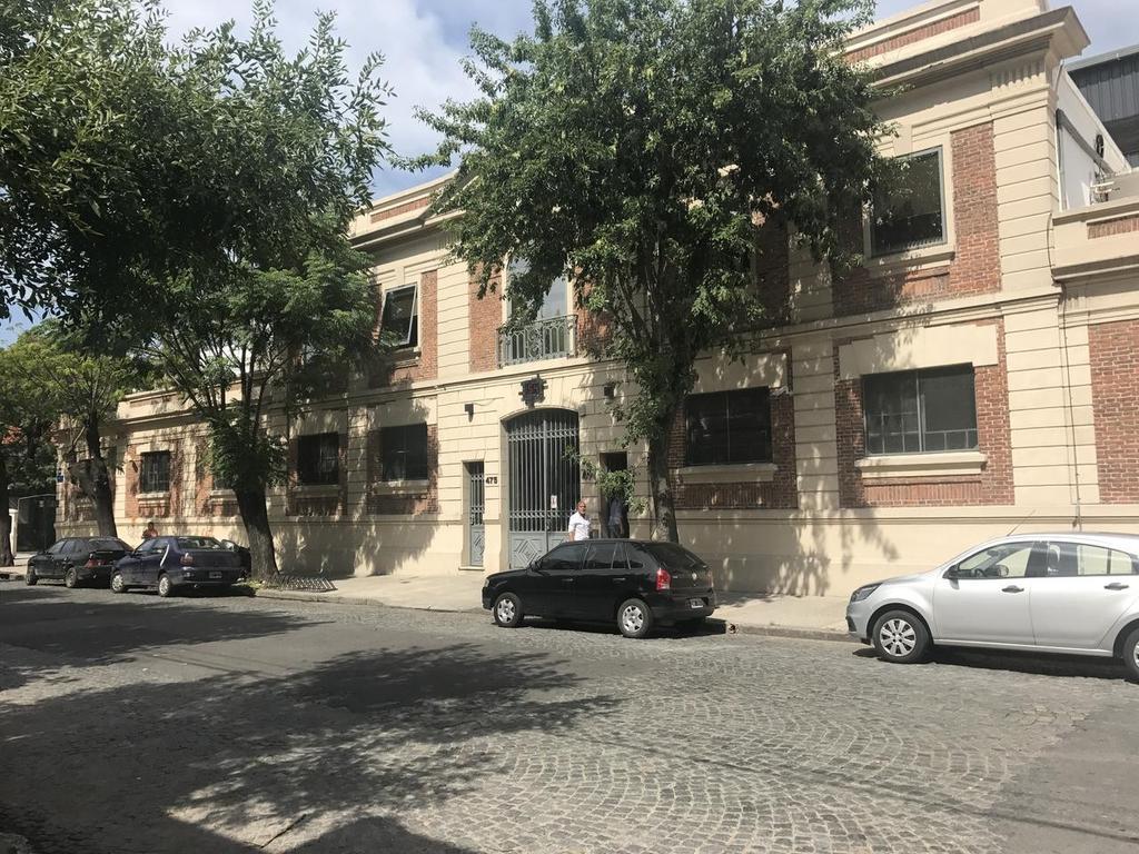 Importante Edificio en Alquiler / Venta Parque Patricios Dacal Bienes Raices