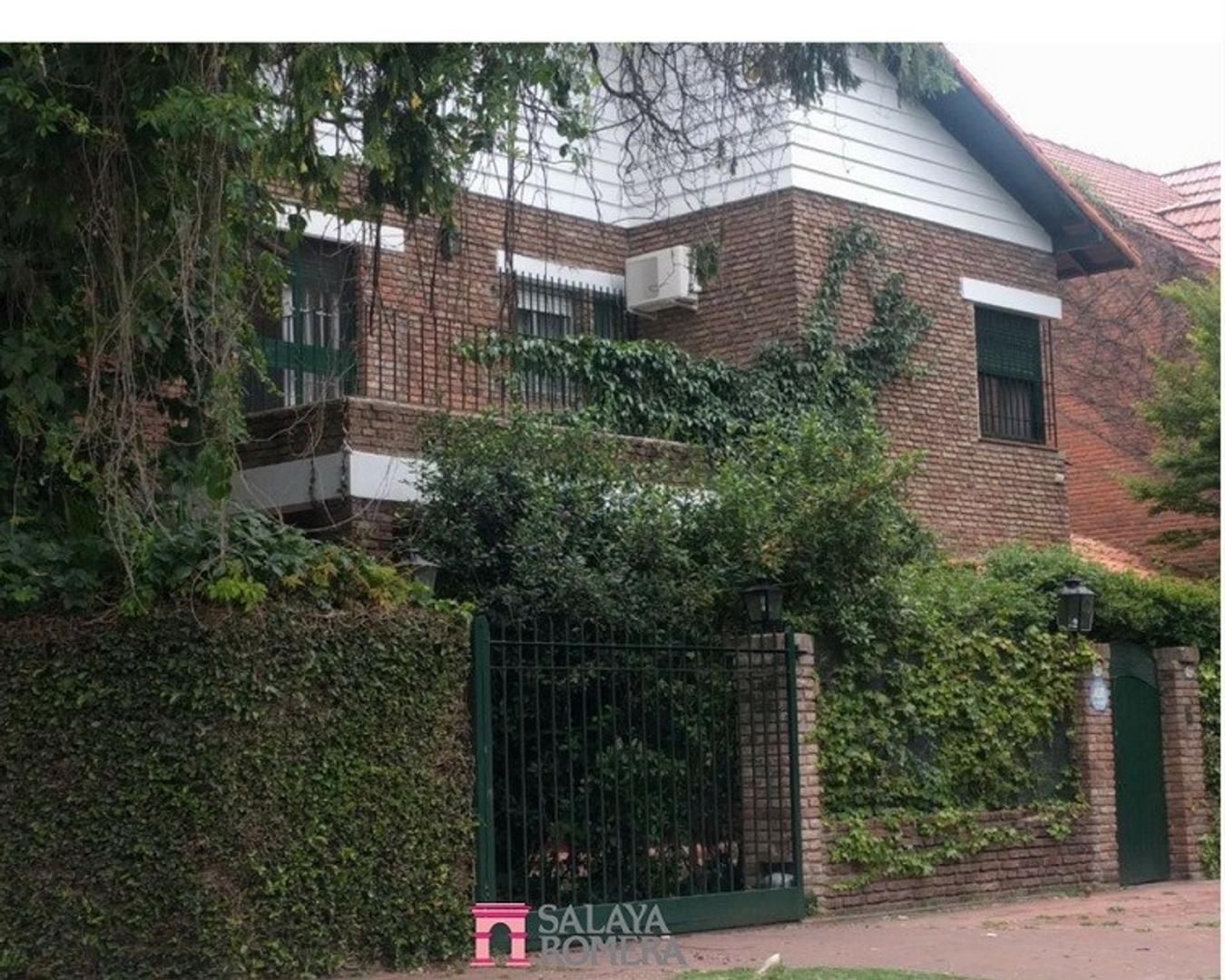Casa - Venta - Argentina, San Isidro - Fernandez Espiro   AL 600