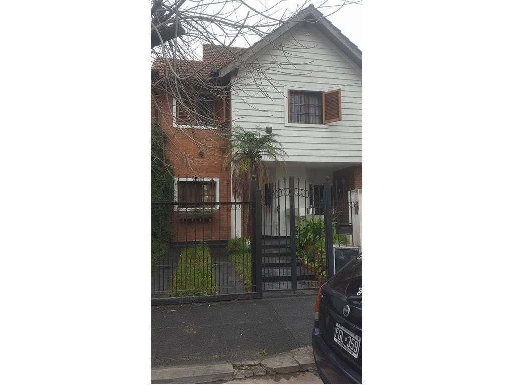 Casa en venta en aviador saint exupery 2300 ciudad for Casa en ciudad jardin