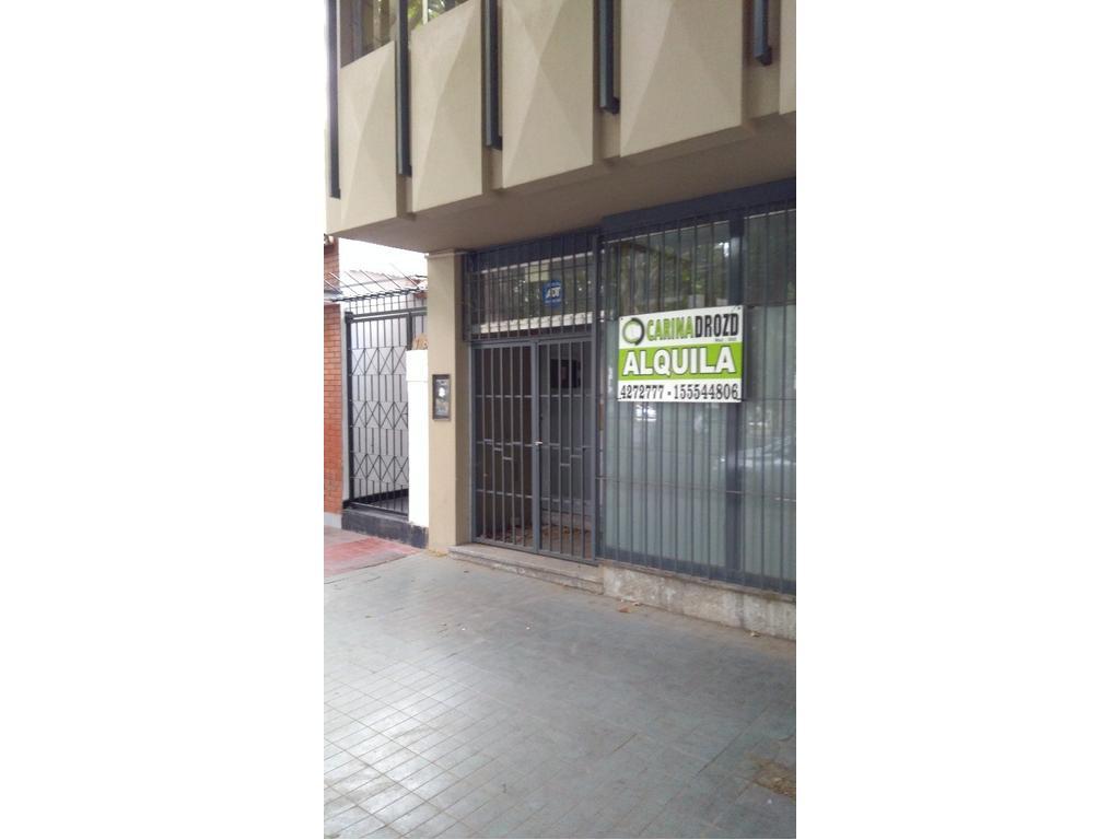 Alquiler de Oficina en calle Tiburcio Benegas 744