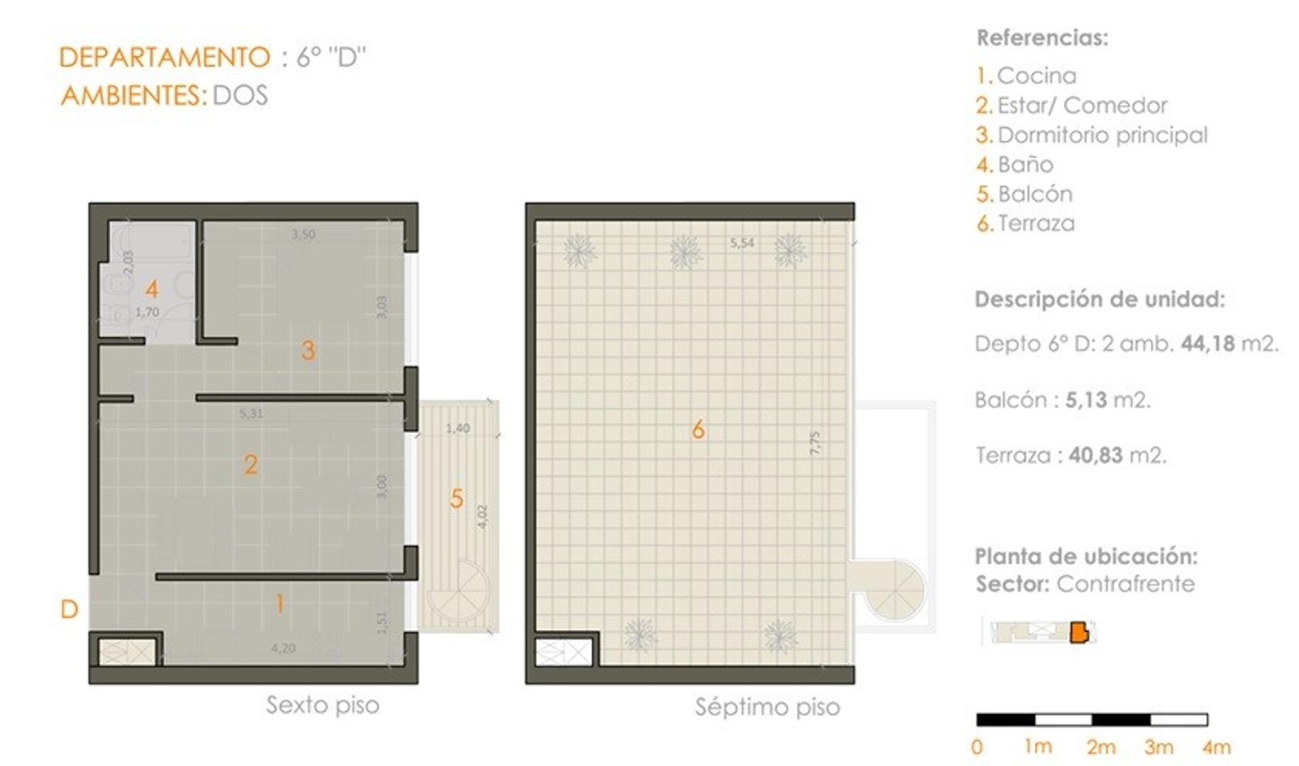 EMPRENDIMIENTO con entrega en MARZO 2021 - 1 y 2 amb - Margariños Cervantes 1500 - Foto 20