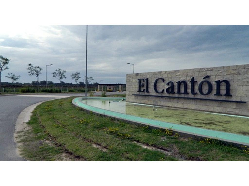 lote en barrio El Canton