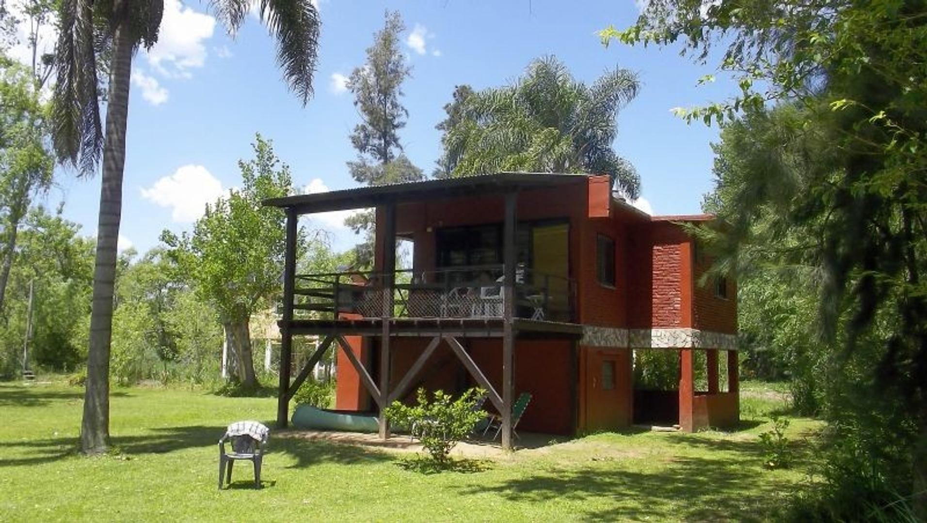Casa en Venta Delta Tigre - Arroyo Espera- LA Rolon
