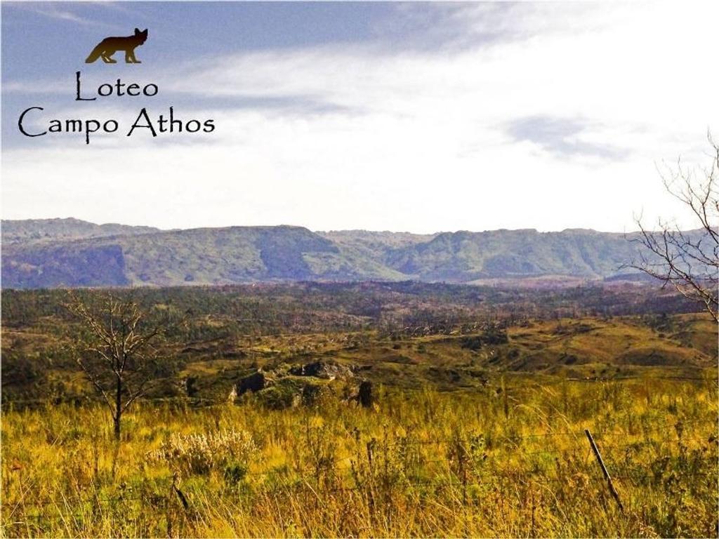 LOTEO EN ATHOS PAMPA - V. DE CALAMUCHITA