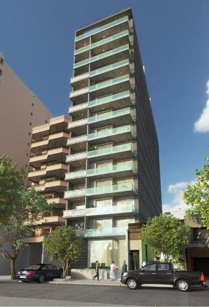 Venta departamentos Edificio LAPRIDA Nº735 - En Pozo