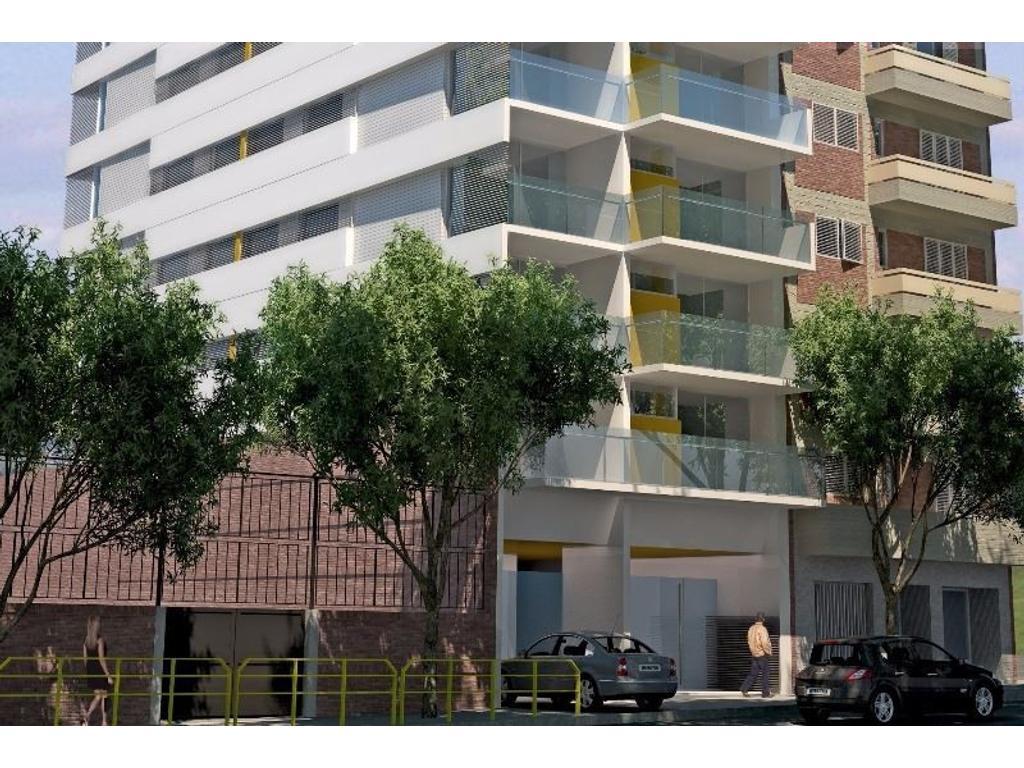 Departamento 2 dormitorios a la venta Rosario. San Juan y Alem. Entrega Abril 2017.