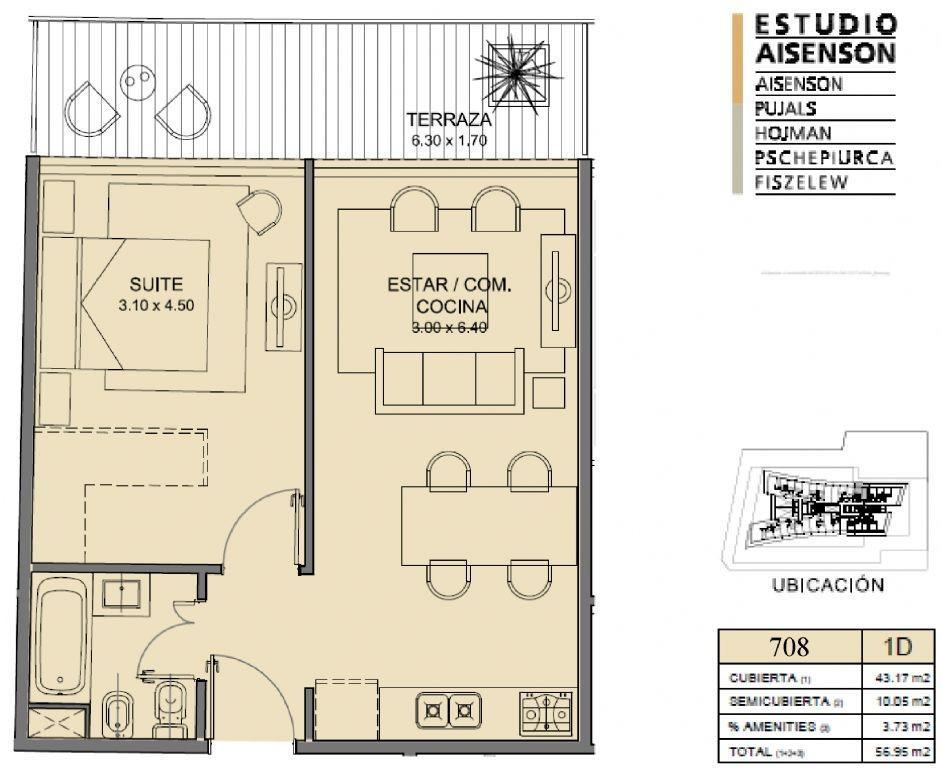 Departamento  en Venta ubicado en Olivos, Zona Norte - PRO0234_LP109770_8