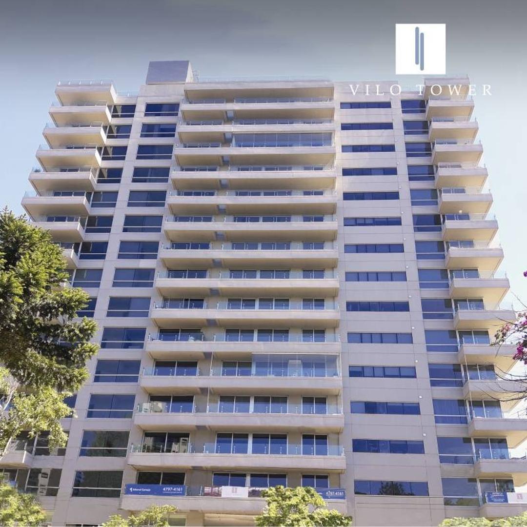 Vilo Tower- Excelente departamento de tres dormitorios con dependencia.