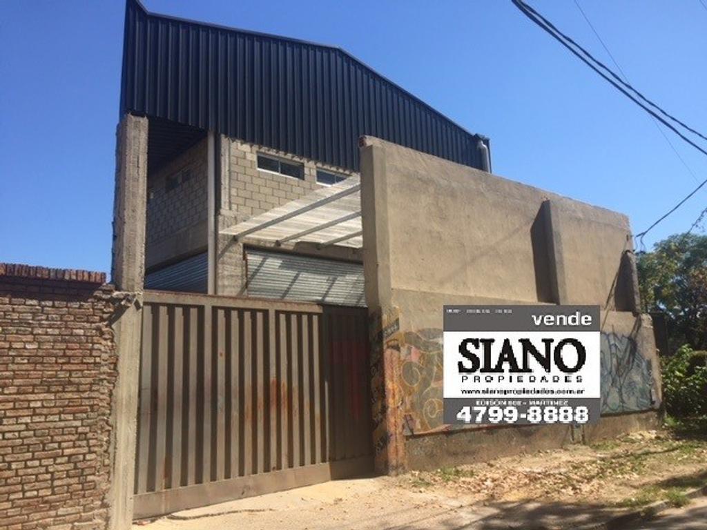 GALPON  ideal Aserradero / Depósito / Carpintería