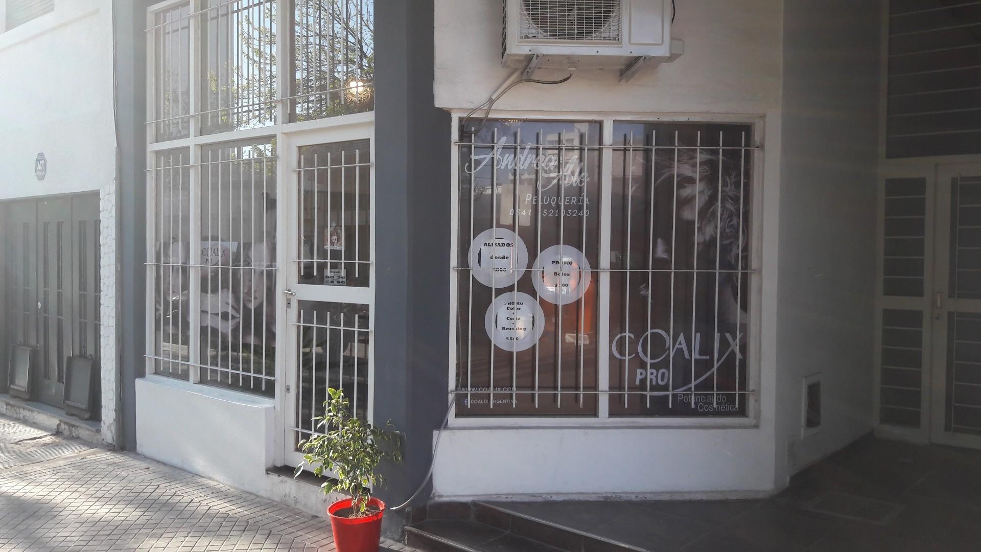 PELUQUERIA NUEVA. UNISEX  ROSARIO, PROX. ESCUELA, . FRENTE AL BANCO