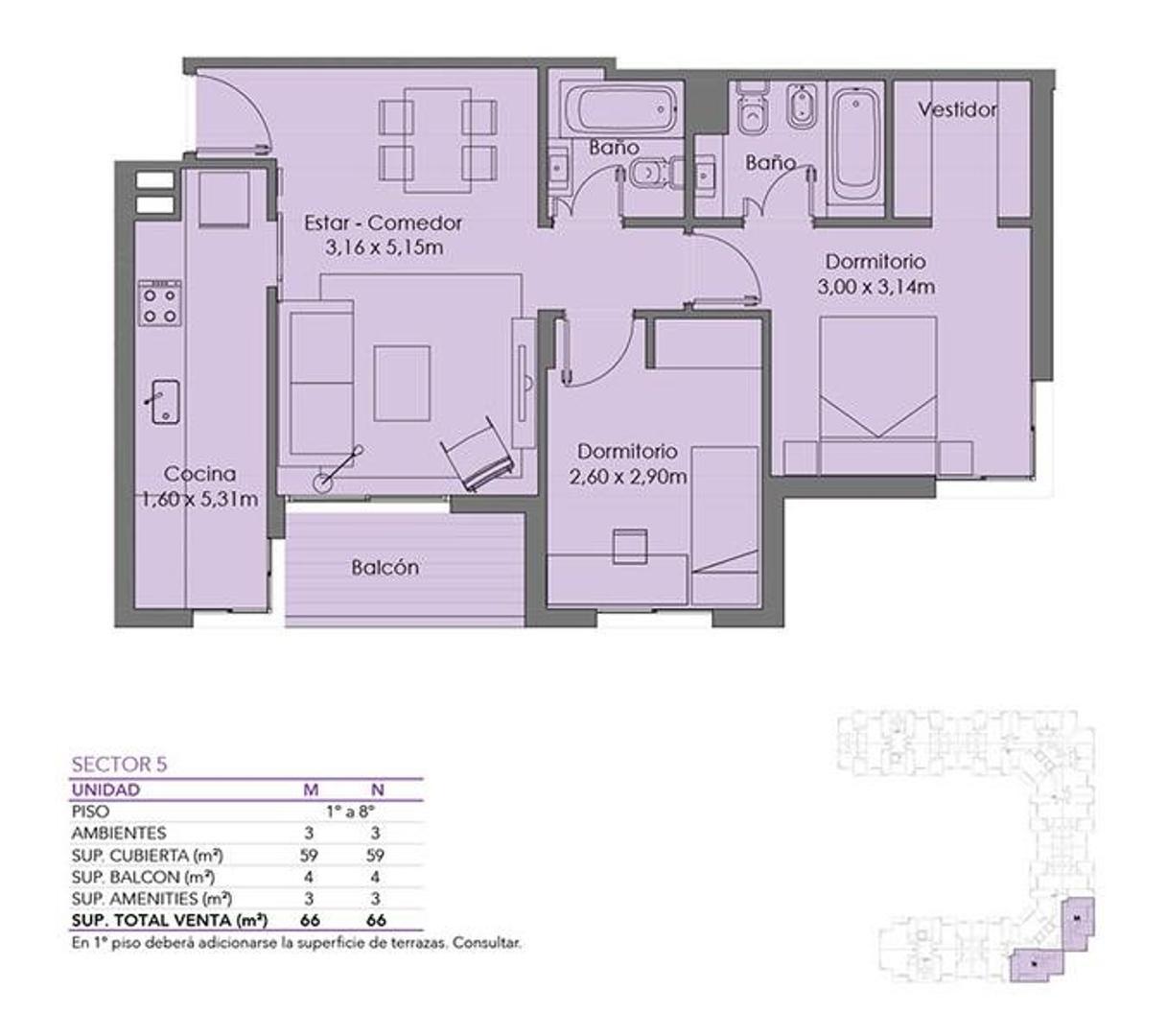 Hermoso departamento de 4 o 5 ambientes en el mejor emprendimiento de Villa del Parque - Foto 28