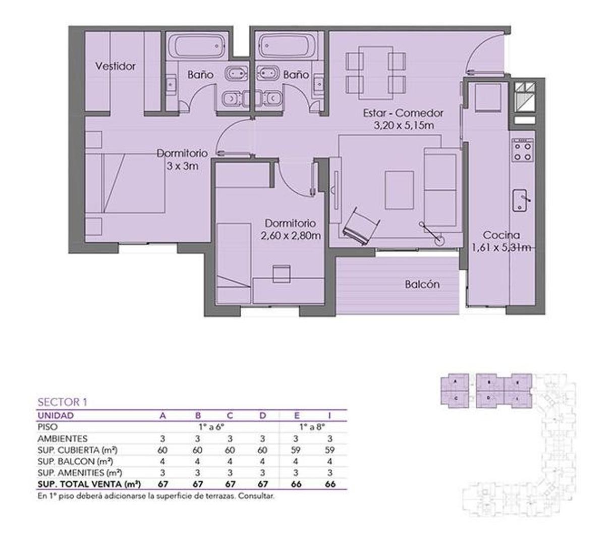 Hermoso departamento de 4 o 5 ambientes en el mejor emprendimiento de Villa del Parque - Foto 27