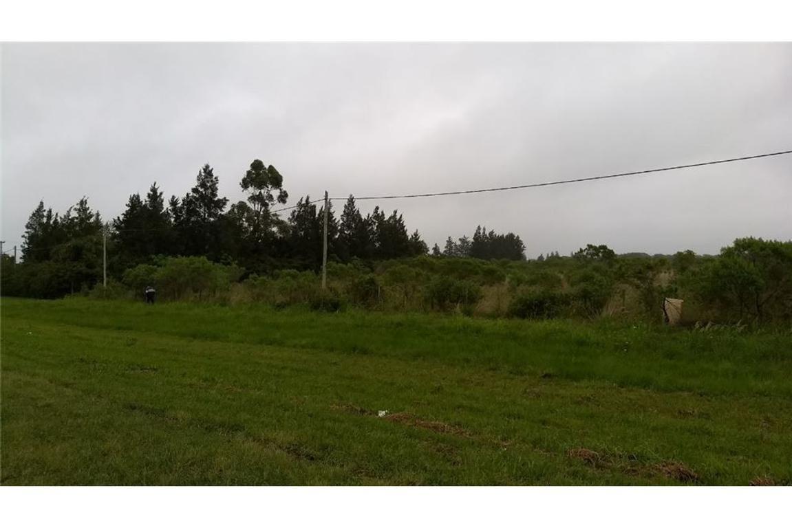 Se vende terreno Sobre Ruta Nacional N° 11