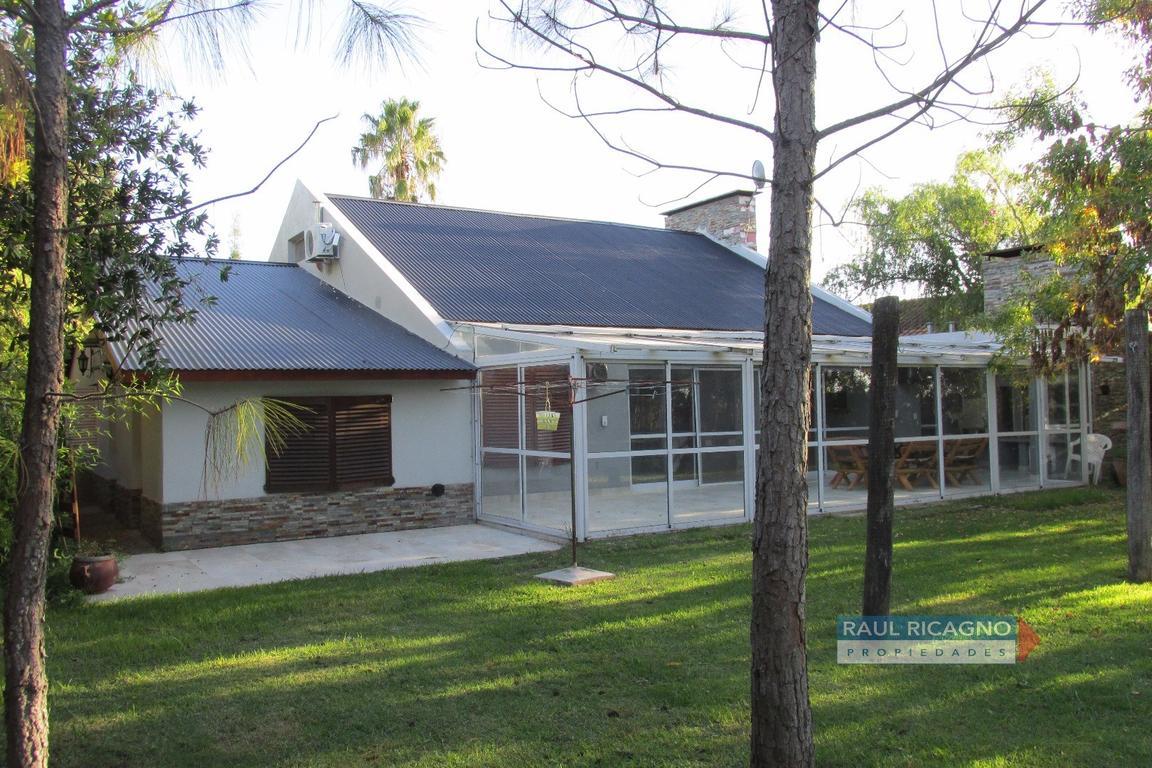 Casa en Venta Financiada en el GOLF CHASCOMÚS COUNTRY CLUB.