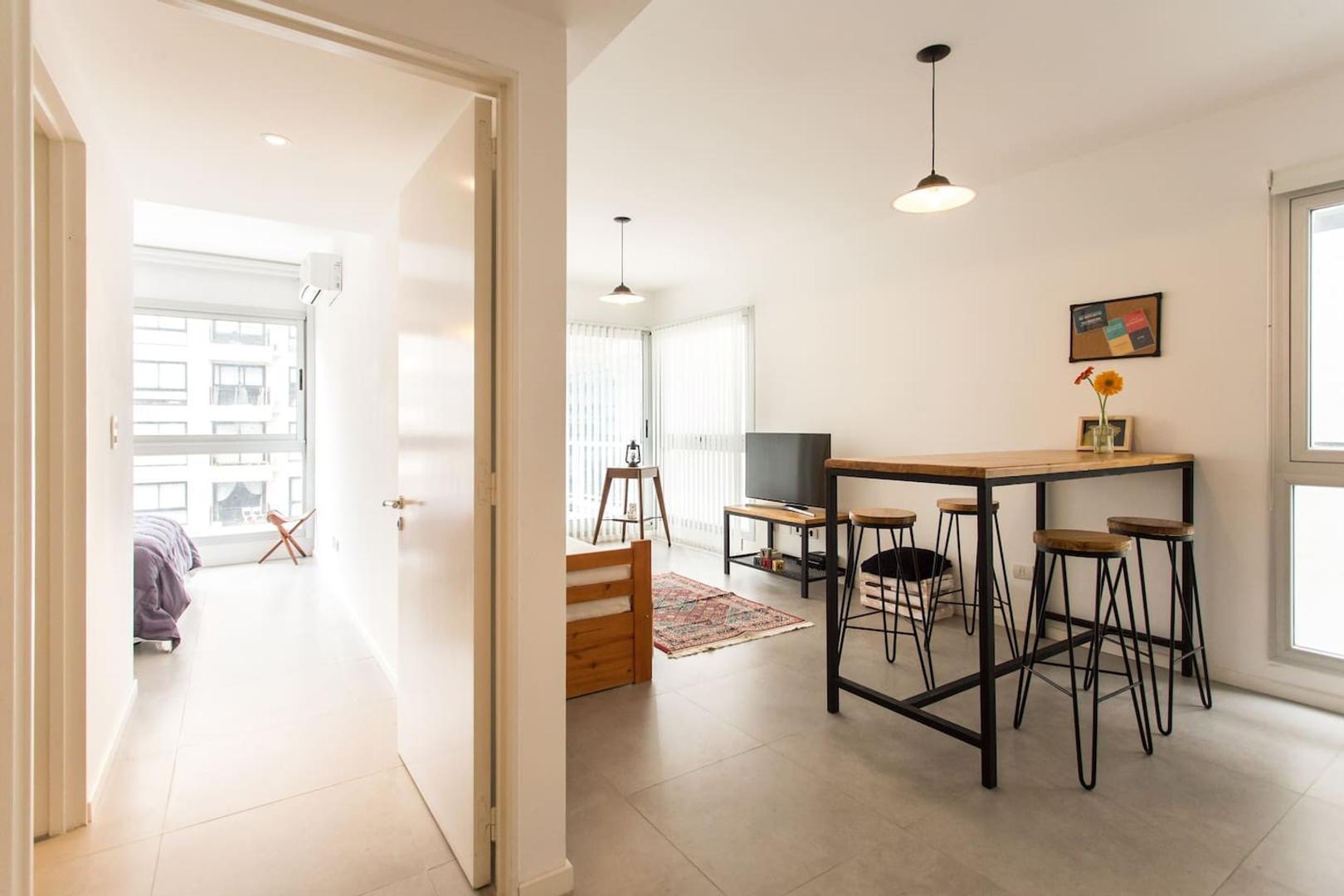 Moderno departamento en Palermo Soho