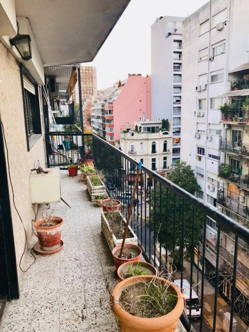 APTO CREDITO Semipiso 3 ambientes   dependencia Balcón Mucha Luz