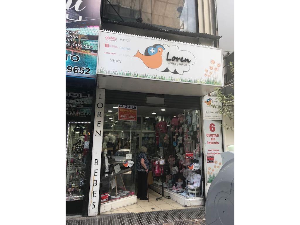 Local - Alquiler - Argentina, Capital Federal - Pasteur  AL 400