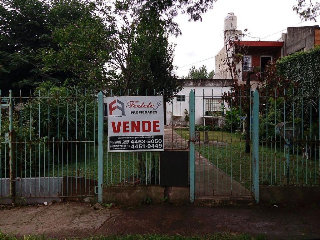 Venta, Casa  Villa de Mayo