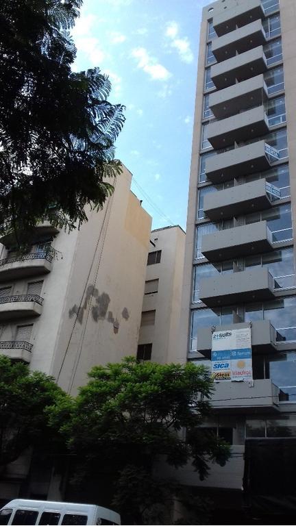 Monoambiente a estrenar con balcón. Edificio con sum