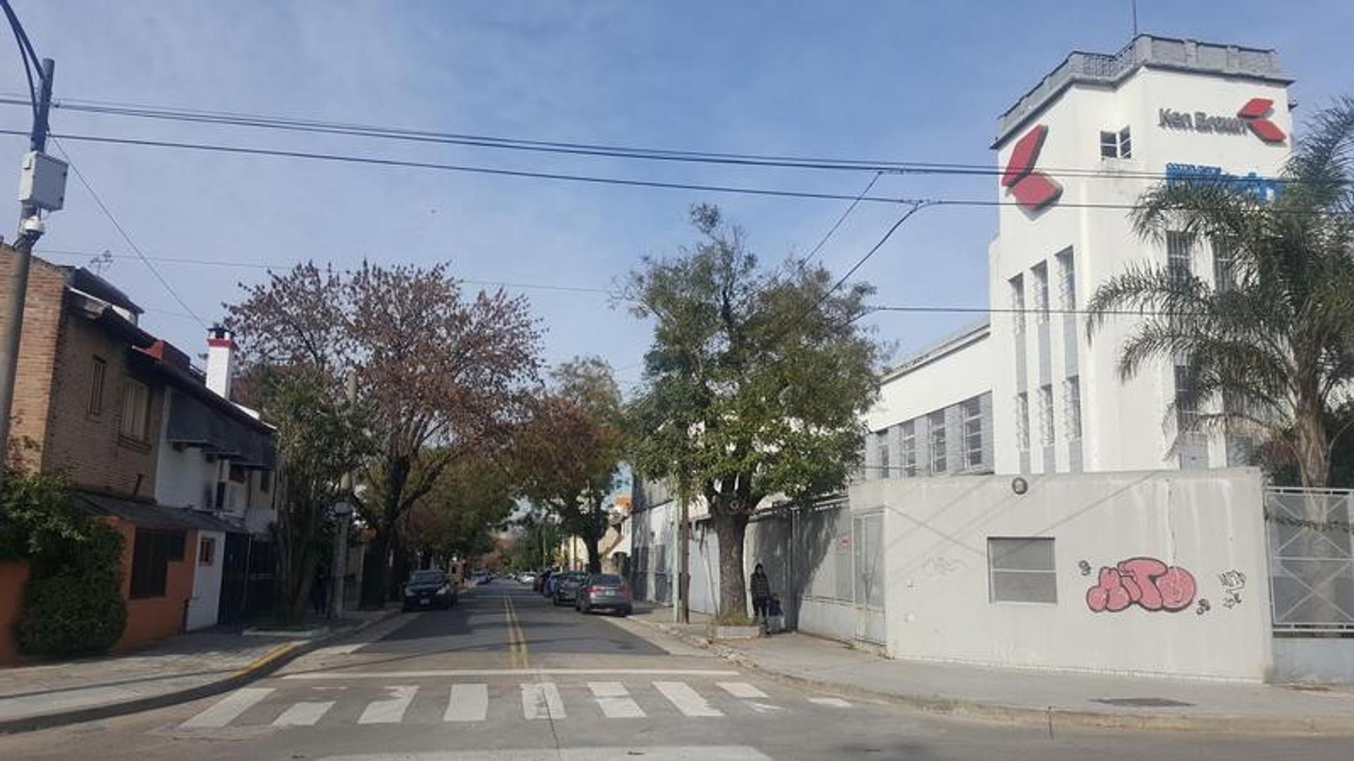 Depósito - Saavedra