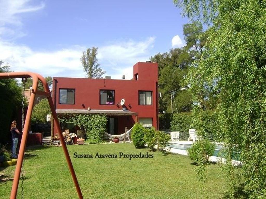 Susana Aravena Propiedades casa en Venta en Robles del Monarca (apta crédito)