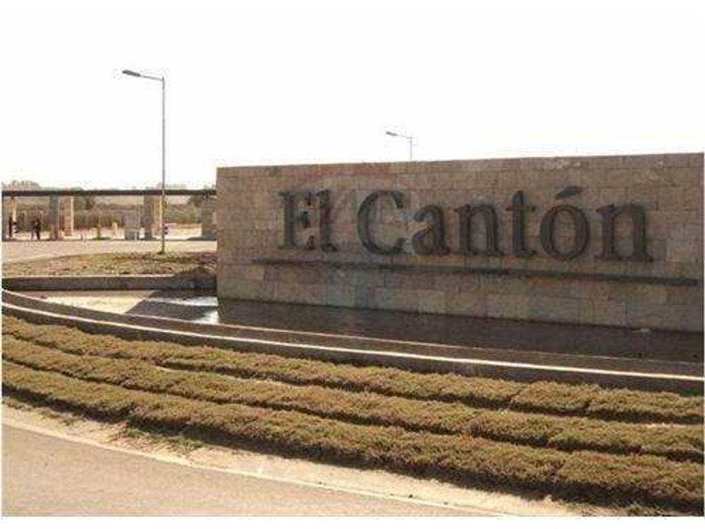 XINTEL(BRI-BR7-137979) Lote - Venta - Argentina, Escobar - Bº EL CANTON  AL 400