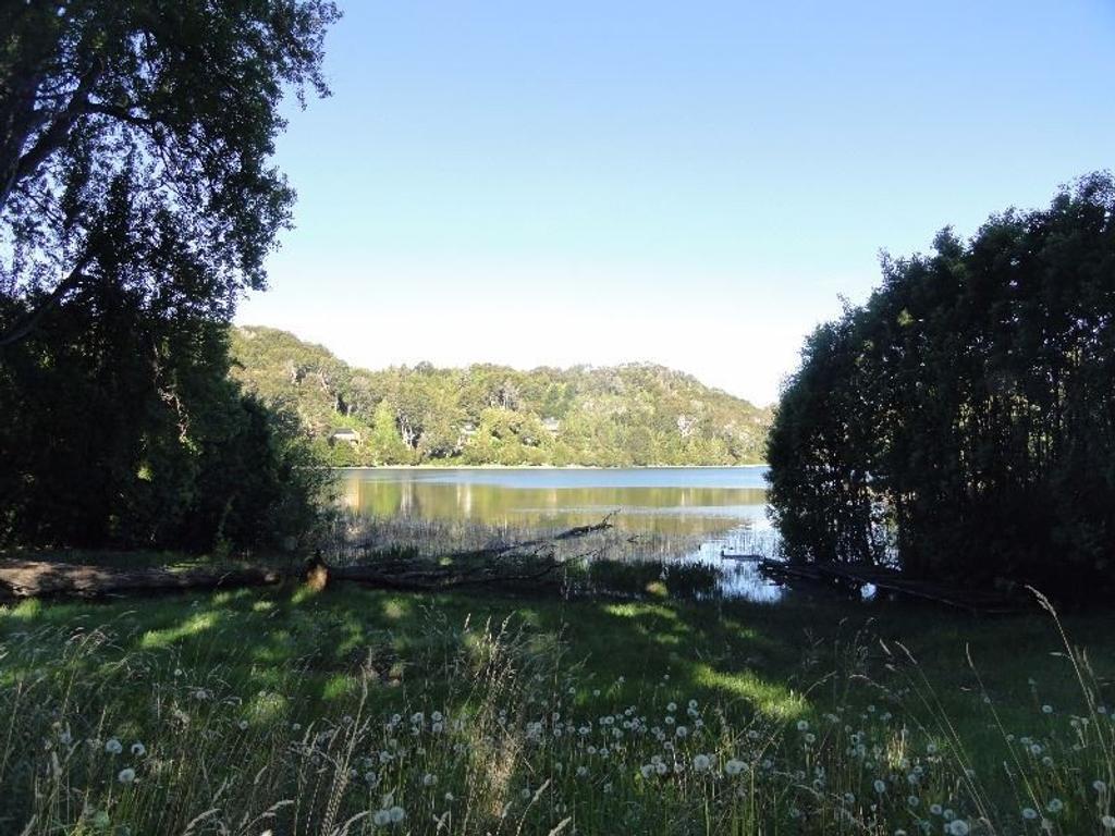 LC508 Único lote con costa de Lago Morenito- Llao llao Planos aprobados
