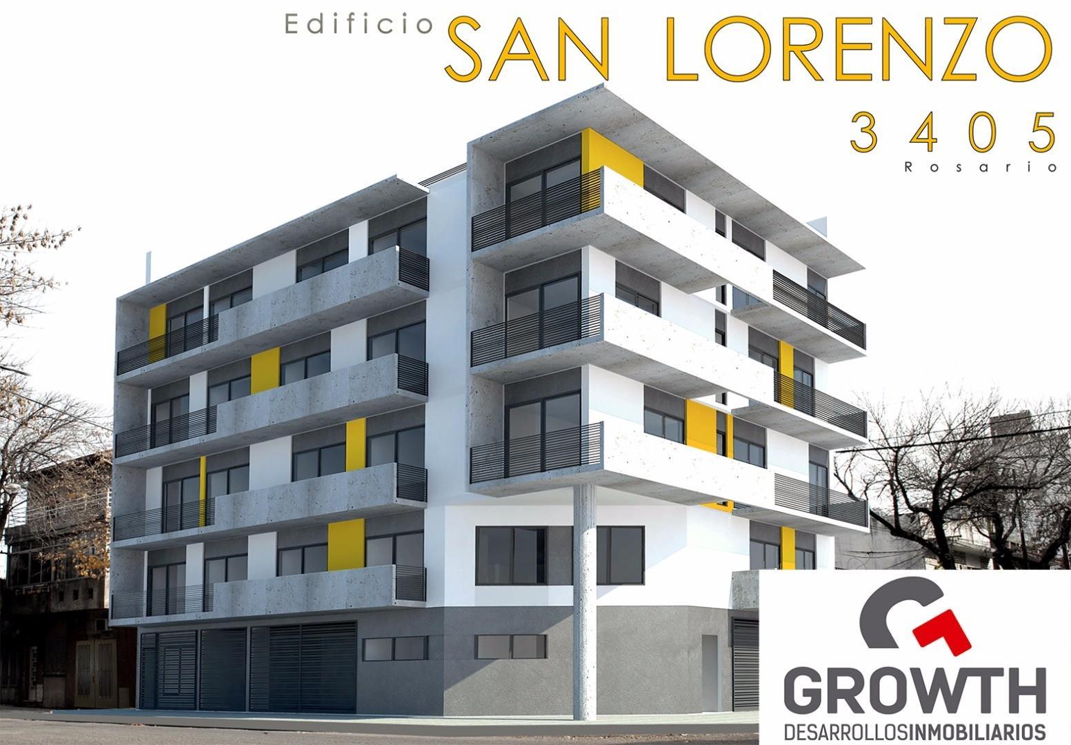 San Lorenzo 3400 monoambientes